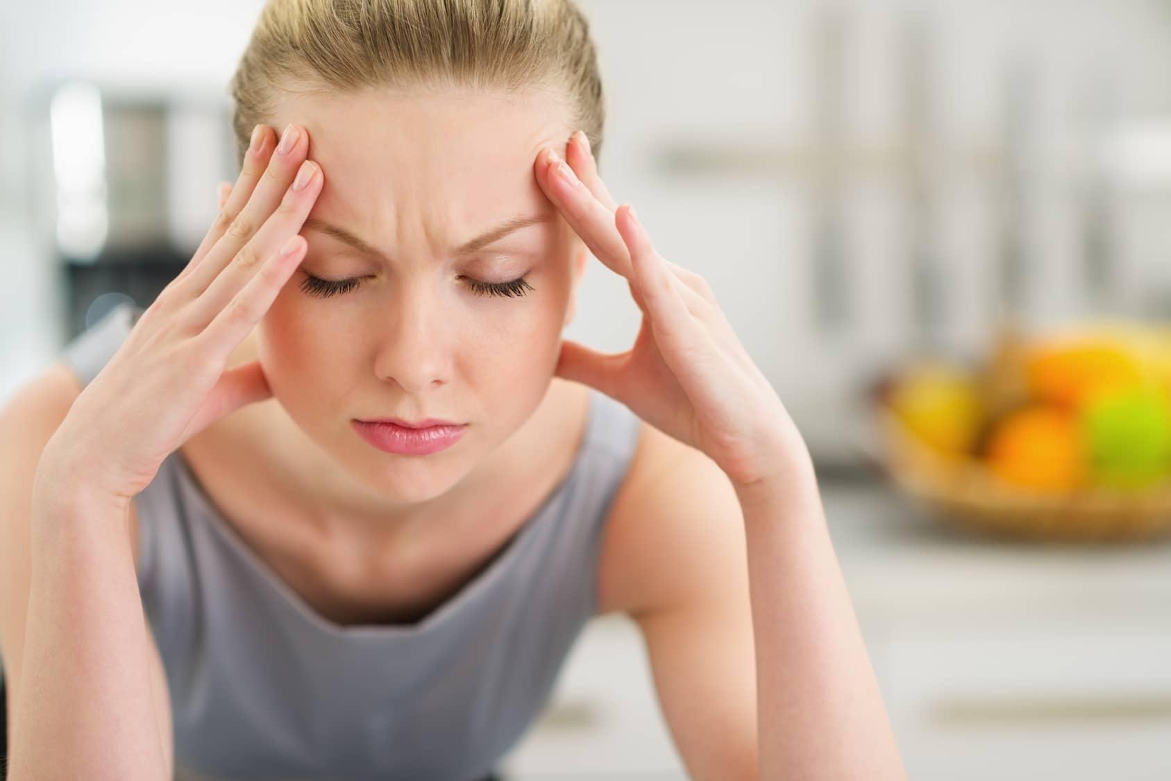 Stress und Burnout Symptome
