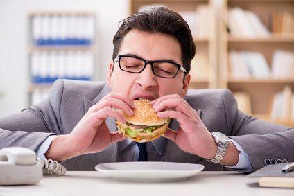 Stress und Essen