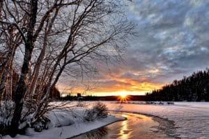 Winterliche Phantasiereise