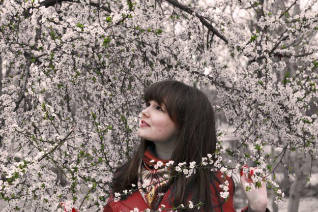 Achtsamkeitsspaziergang im Frühling