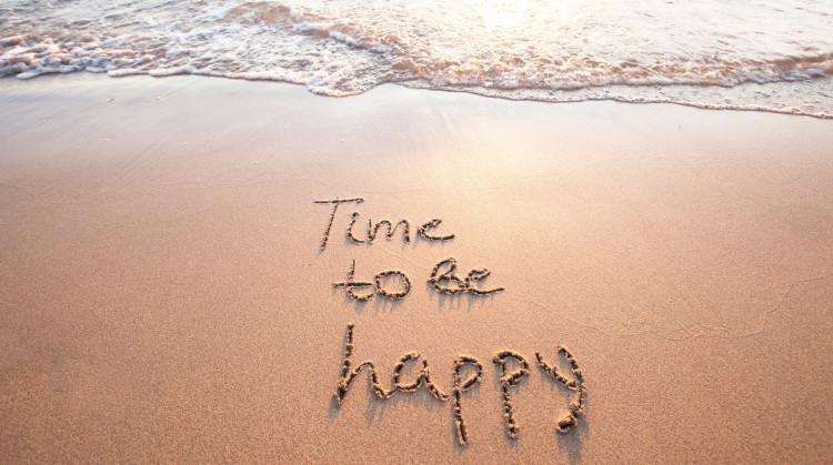Glücklich sein ist lernbar - seien Sie dabei