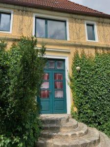Herrenhaus Büttelkow Eingang